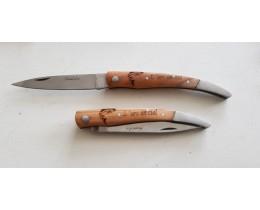 Couteau pliant artisanal...