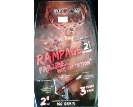 BILAME MECANIQUE RAMPAGE 2...